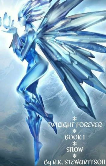 Twilight Forever | Book 1 | Flaming Ember