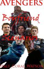Avenger Boyfriend Scenarios by Half_Coral_Watson