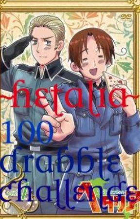 ~Hetalia~ (100 Drabble Challenge) by furubaJB15