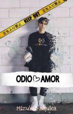 Odio & Amor || ¡Vernon y Tu! by MizuHaruka