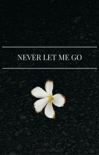 Never let me go... || H.S. ✔ by Madeline789537