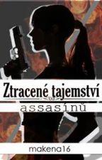 Ztracené tajemství assassínů by makena16