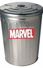 Marvel Trash by just-let-me-write-ok