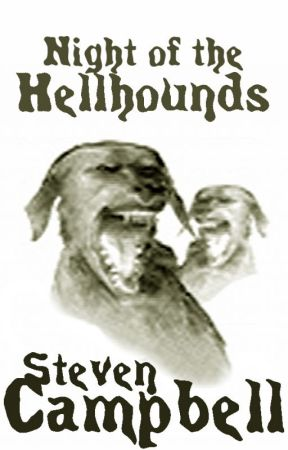 Night of the Hellhounds by StevenCampbell