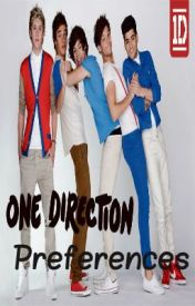 One Direction Preferences by Hello_onedirection
