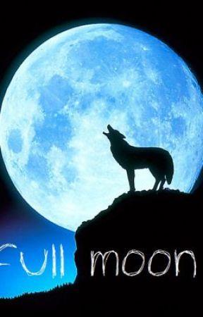 Full Moon by sinead71