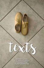 Texts |m.c.| (traduzione italiana) by xunpodipayne