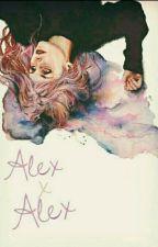 Alexis × Alexis by Sugar_Berry11