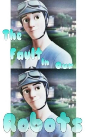The Fault In Our Robots Tadashi x Reader #Fanfiction Awards by snowflake302