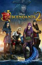 Descendentes (1 e 2 temporada) / #Wattys2017 by MileySaurus