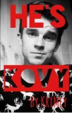 He's Kovy♥ [YouTuber Kovy FF] by KriMey