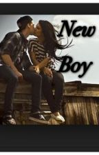 New Boy. by lozzy1144