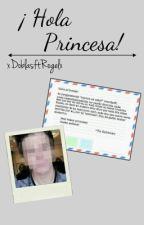 ¡Hola princesa!.  ➳elrubius by skyfullstars_