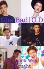 She Bad | C.D by lorena_mafia