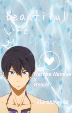 Beautiful Like Water: Haruka Nanase x Reader by starshiney99