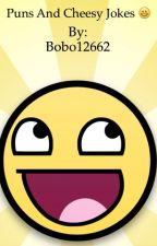 Puns And Cheesy Jokes by Luna12662