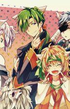 Akatsuki No Yona: ~Mis gatos dragon~ by StingLu