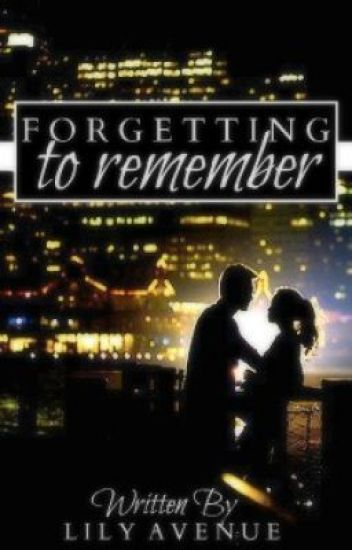 Forgetting To Remember