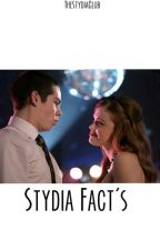 ❀Stydia Fact's by TheStydiaClub