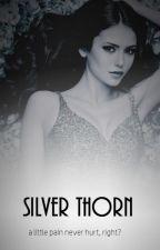 Silver Thorn by elementalphoenix