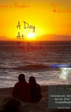 Crush x Reader: A Day At The Beach by Scarlet_Scarb