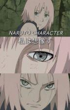 ➥ Cómo crear tu personaje de Naruto. | M A N U A L | by Himikyuu