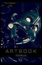 Five Nights at Freddy's: Fazbear Clan Art book  by Konekuta