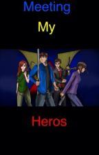 Meeting My Heros by HaileeUltimateGamer