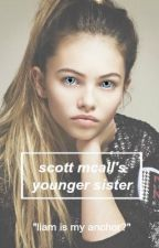 Scott Mcall's Younger Sister by irwinlover_