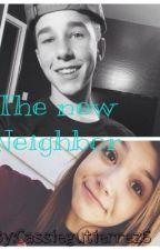 The New Neighbor// Hunter Rowland Fanfiction by CassieGutierrez6