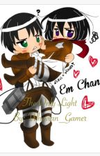 The Only Light - Levi x Mikasa AOT FanFic: ON HOLD-POSSIBLY ENDING ABRUPTLY  by Whovian_Gamer