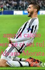 Amo il calcio perchè ci sei tu!|| Álvaro Morata by mary_love_AA