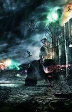 HARRY POTTER :After battle. by Megsatcloud9