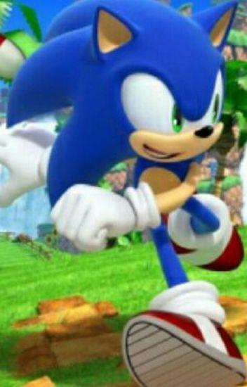 Sonic Boys x Reader