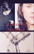 5 Days of Amnesia|| Larry Stylinson by Luworld
