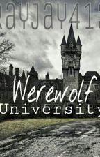 Werewolf University by RayJay413