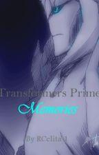 Transformers Prime: Memories (Megatron x OC) by RCelita1