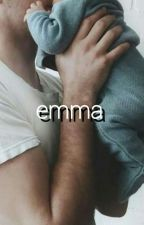 Emma ••• Cashton (mpreg) by mukenopressure