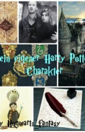 Dein eigener Harry Potter Charakter by Hogwarts_fantasy