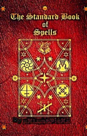 A SpellBook (real) by xXLunaPieXx