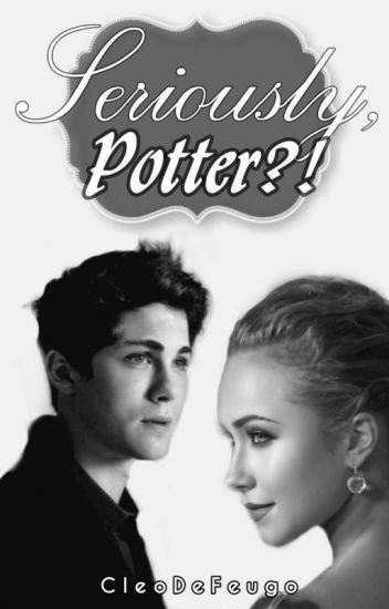 Seriously, Potter ?! {Harry Potter, next generation}
