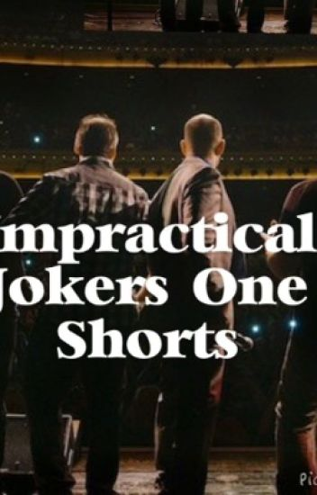 Impractical Jokers One Shorts
