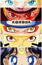 Konoha (Naruto & Tu) by wolfiestilinski