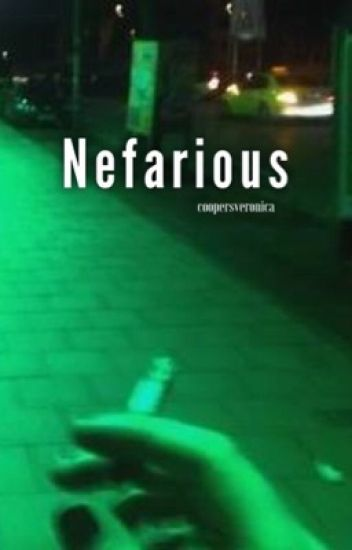 Nefarious [GOSSIP GIRL]