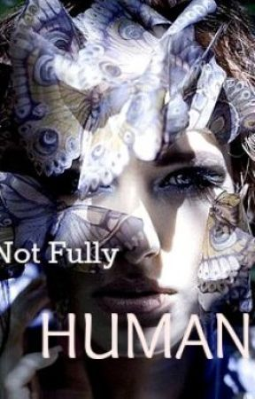 Not Fully Human by LadyofStrawberries