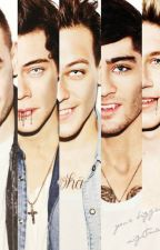 Vampire One Direction by one__and_only