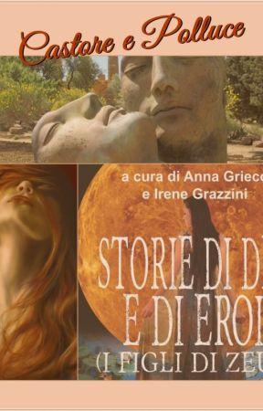 E I DIOSCURI ACCAREZZARONO LA TERRA by FedericaLeva