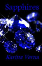 Sapphires by KarinaVerna