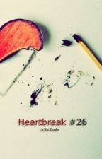 Heartbreak #26 by kiiiche
