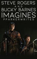 Steve Rogers & Bucky Barnes Imagines by xxmarvelqueenxx